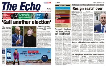 Evening Echo – August 24, 2020