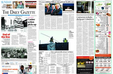 The Daily Gazette – January 13, 2019