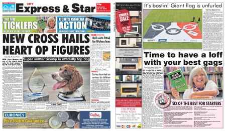 Express and Star City Edition – July 10, 2019