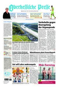 Oberhessische Presse Marburg/Ostkreis - 29. November 2018