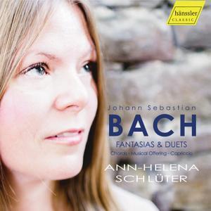 Ann-Helena Schlüter - J.S. Bach: Fantasias & Duets (2019) [Official Digital Download]