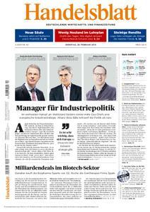 Handelsblatt - 26. Februar 2019