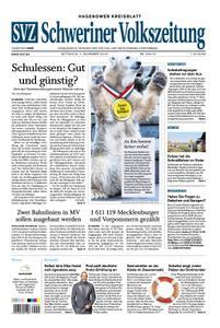 Schweriner Volkszeitung Hagenower Kreisblatt - 07. November 2018