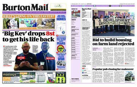 Burton Mail – March 21, 2018