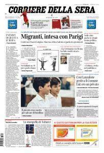 Corriere della Sera - 16 Giugno 2018