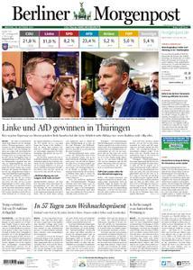 Berliner Morgenpost – 28. Oktober 2019