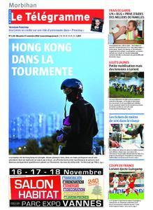 Le Télégramme Auray – 17 novembre 2019