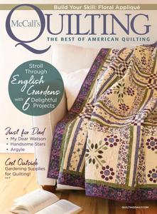 McCall's Quilting – May/June 2021
