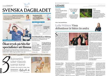 Svenska Dagbladet – 17 oktober 2018