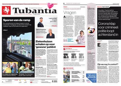 Tubantia - Enschede – 09 mei 2020