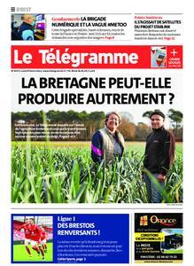 Le Télégramme Brest – 08 février 2021