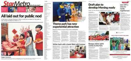 The Star Malaysia - Metro South & East – 05 February 2019