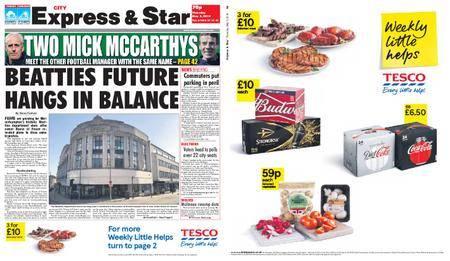 Express and Star City Edition – May 03, 2018