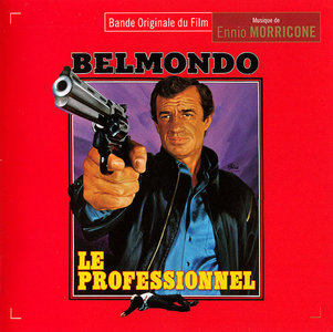 Ennio Morricone - Le Professionnel: Original Soundtrack (1981) Limited Reissue 2014 [Re-Up]