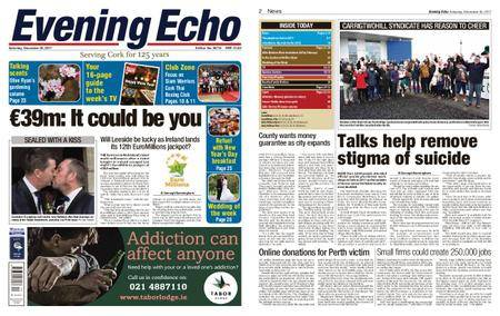 Evening Echo – December 30, 2017