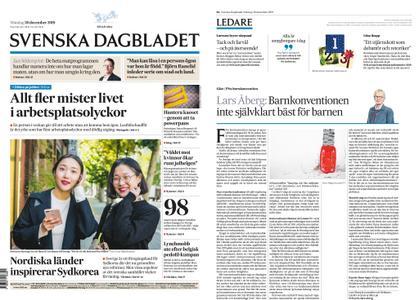 Svenska Dagbladet – 30 december 2019