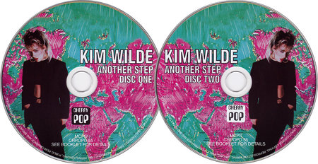 Kim Wilde - Another Step (1986) 2CD Remastered Expanded 2010 [Re-Up]