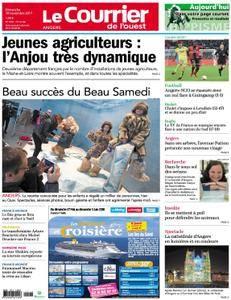 Le Courrier de l'Ouest Angers - 19 novembre 2017
