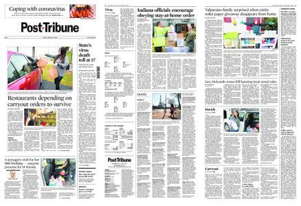 Post-Tribune – March 27, 2020