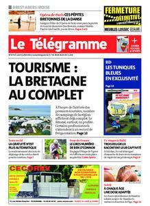 Le Télégramme Brest Abers Iroise – 05 juillet 2021