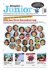 Aftenposten Junior – 27. mars 2020
