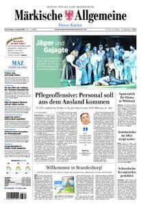 Märkische Allgemeine Dosse Kurier - 02. August 2018