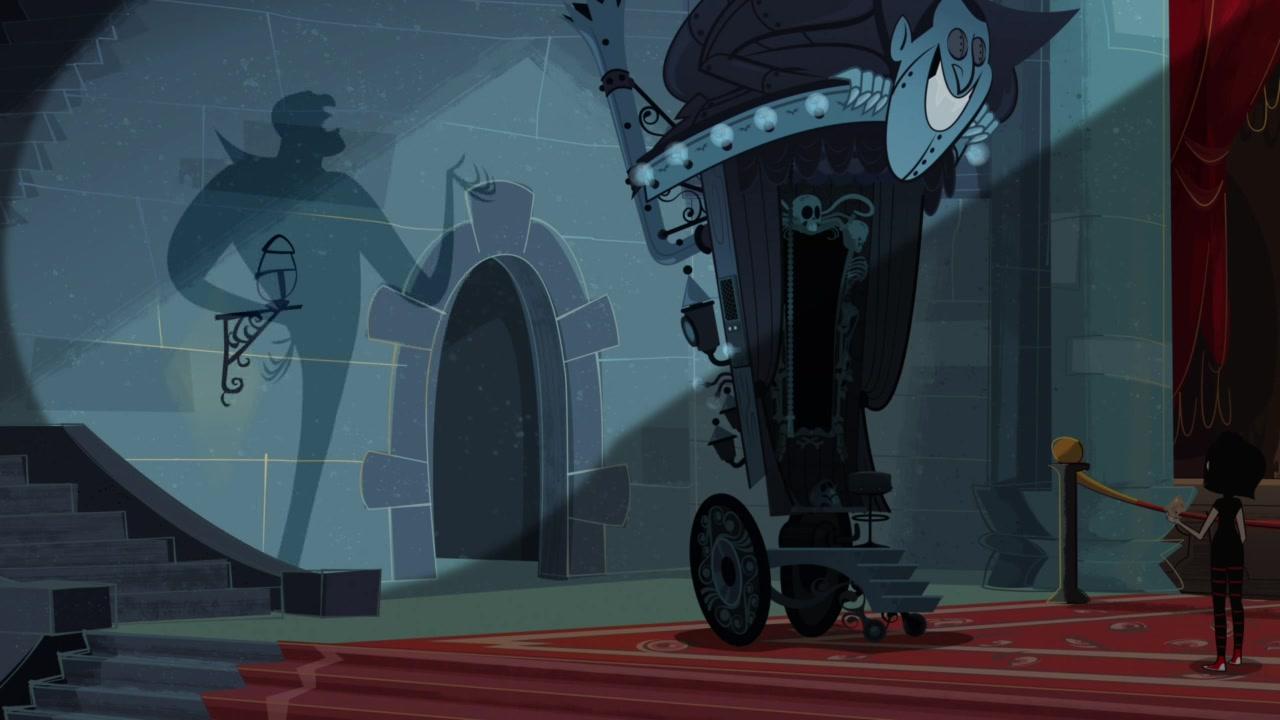 Hotel Transylvania: The Series S02E03