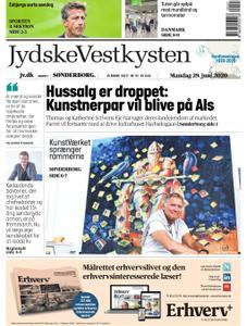 JydskeVestkysten Sønderborg – 29. juni 2020