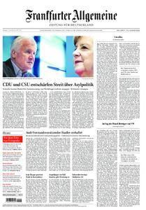 Frankfurter Allgemeine Zeitung F.A.Z. - 19. Juni 2018