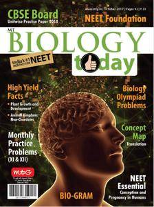 Biology Today - October 2017