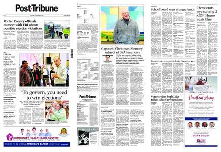 Post-Tribune – November 08, 2018