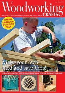 Woodworking Crafts - April 2018