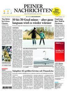 Peiner Nachrichten - 01. März 2018