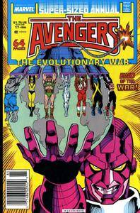 Captain America v1 348c Avengers Annual 17 Complete Marvel DVD Collection