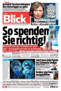 Blick – 09. Dezember 2019