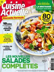 Cuisine Actuelle - Juin 2021