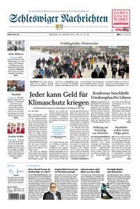 Schleswiger Nachrichten - 20. Januar 2020