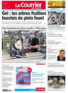 Le Courrier de l'Ouest Cholet – 09 avril 2021