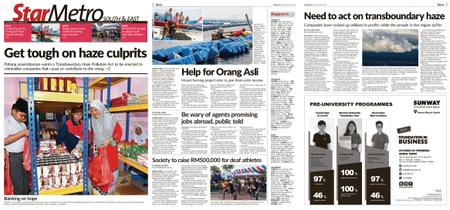 The Star Malaysia - Metro South & East – 09 August 2019