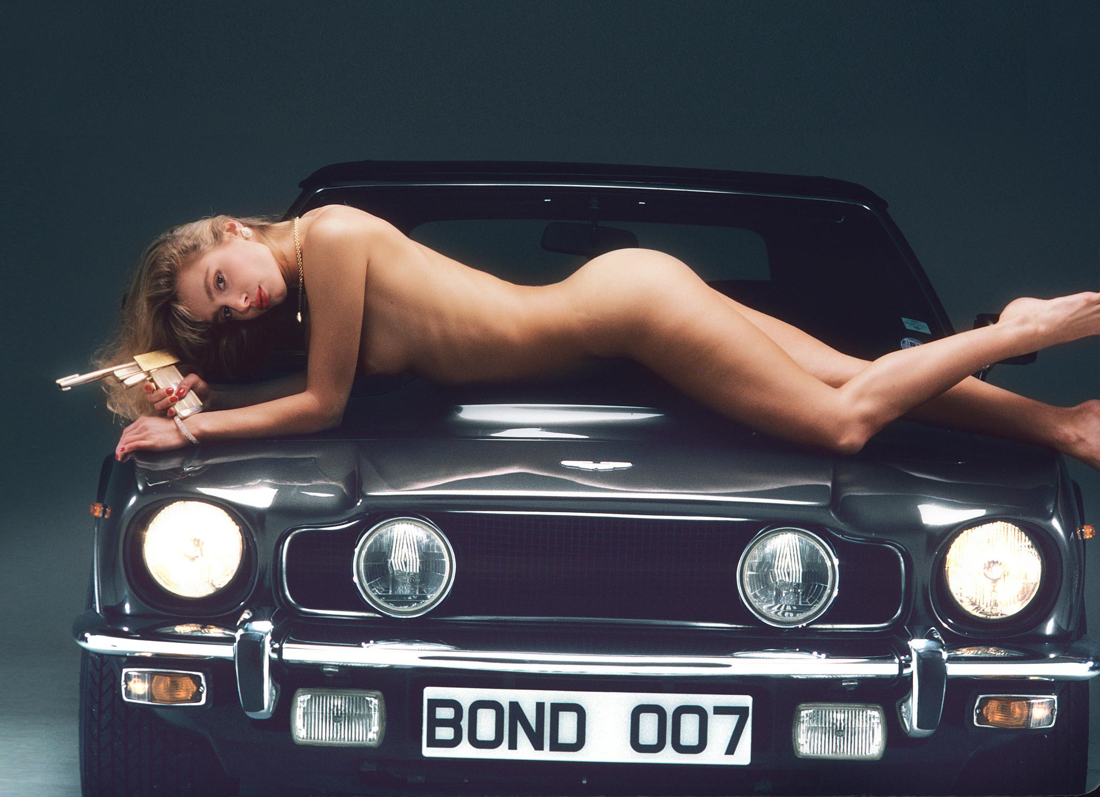 Top Nude Bond Girls Eva Green