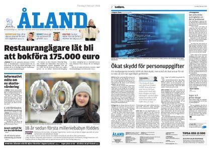 Ålandstidningen – 08 februari 2018