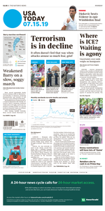 USA Today - 15 July 2019