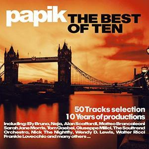 Papik The Best Of Ten (2018)