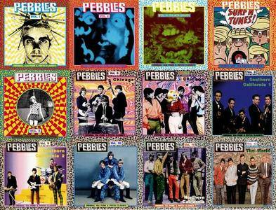 V.A. - Pebbles Vol. 1-12 (1978-2007)