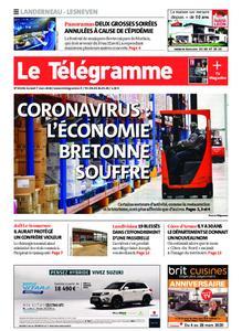 Le Télégramme Landerneau - Lesneven – 07 mars 2020