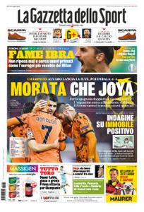 La Gazzetta dello Sport – 05 novembre 2020
