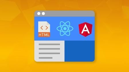 Beginner Full Stack Web Development: HTML, CSS, React & Node (Updated)