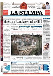 La Stampa Imperia e Sanremo - 22 Novembre 2017