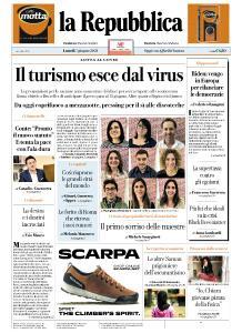 la Repubblica - 7 Giugno 2021