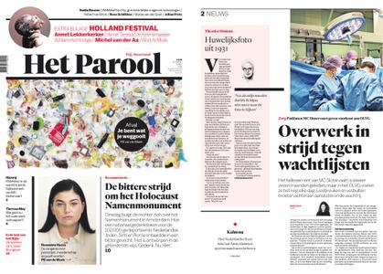 Het Parool – 25 mei 2019